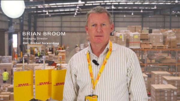 Customer Experience – DHL Global Forwarding (Brian Broom)